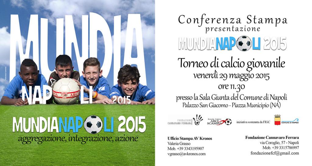 Invito conferenza stampa mundianapoli2015_29.05.15 ore 11.30