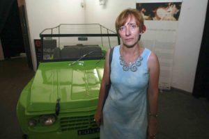 Oksana Chelysheva, giornalista russa
