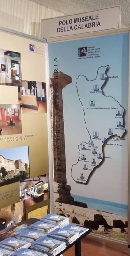 - TourismA - Spazio espositivo Polo Museale della Calabria