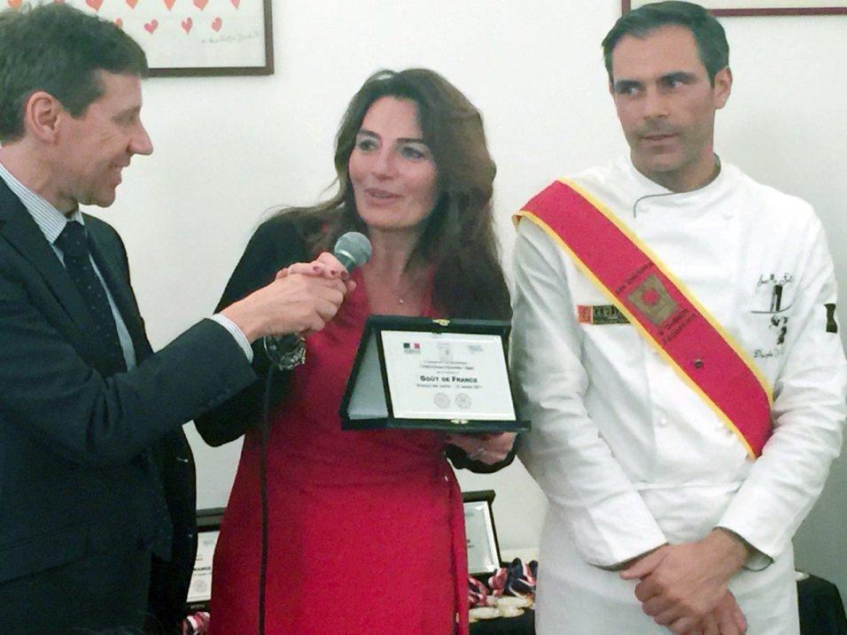 IMG_4514 Console di Francia, Dir. Sc. Duca di BuonvicinoMusello Carmela Bruna e Felice Franzese