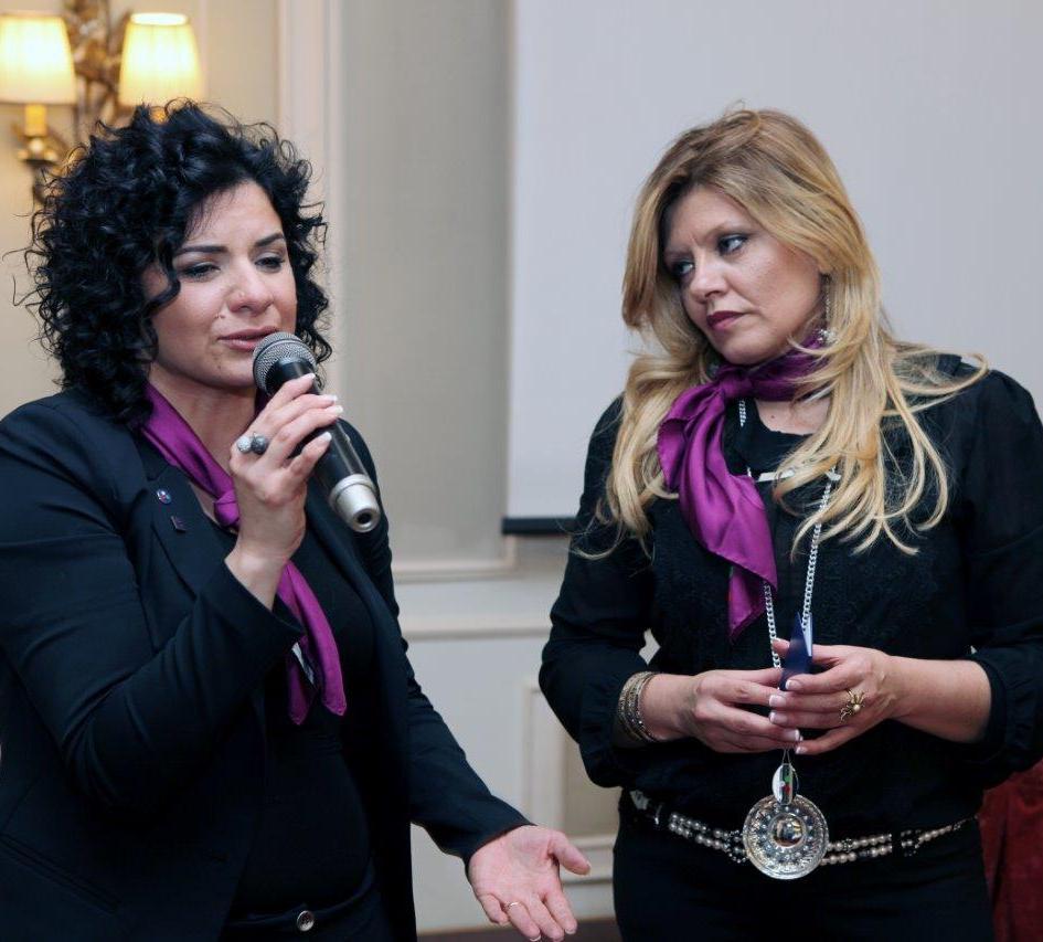 Veronica Iannone e Romina Sodano IMG_3648-1