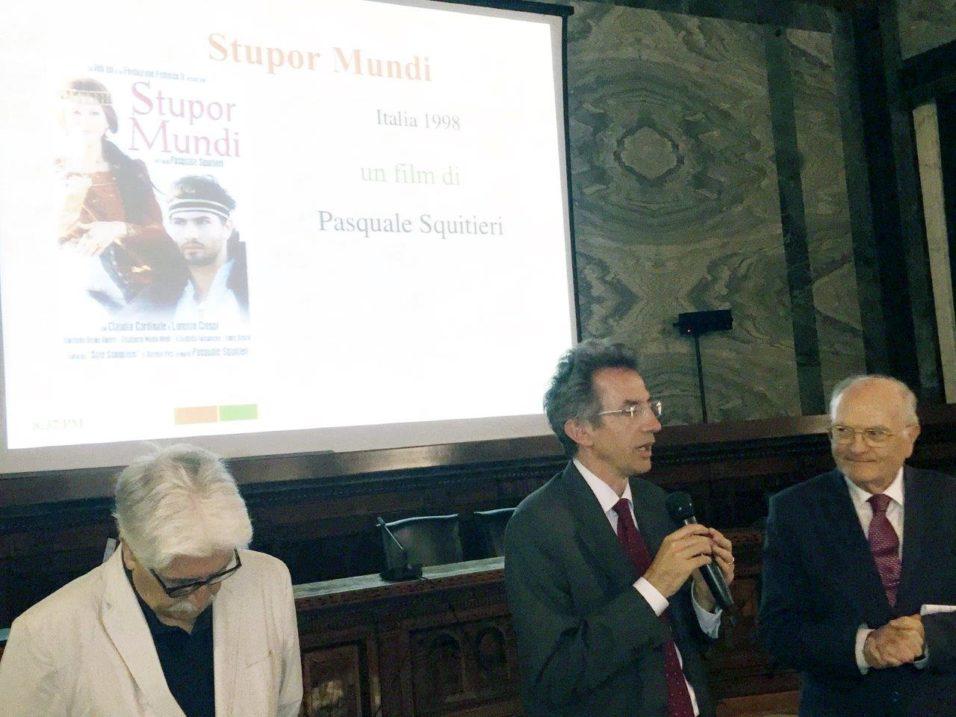 da sin. Luciano De Menna, Gaetano Manfredi e Nicola Squitieri IMG_6684